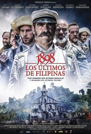 1898,菲律宾的最后岁月