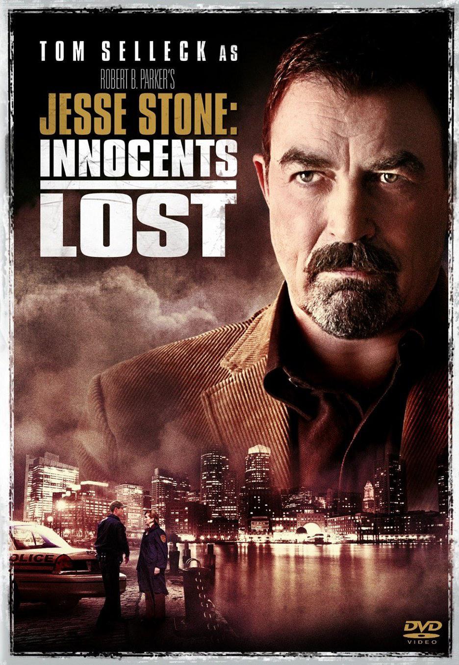 杰西警探:失踪的无辜者/杰斯·斯通:失踪的无辜者/杰西警探犯罪档案:失踪的无辜者