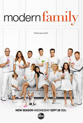 摩登家庭 第十季高清BT下载