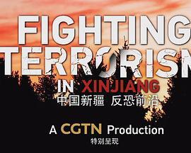 中国新疆 反恐前沿
